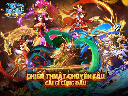Vu00f5 Thu1ea7n Tam Quu1ed1c - Vo Than Tam Quoc 1.0.9 Screenshots 11