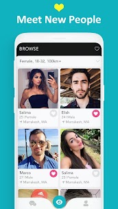 Date Hook Up, Mature Dating, Meet  Chat – Hooko Apk Download 2021 4