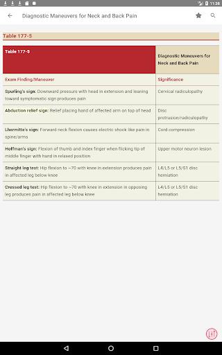 Tintinalli's Emergency Medicine Manual App  Screenshots 9