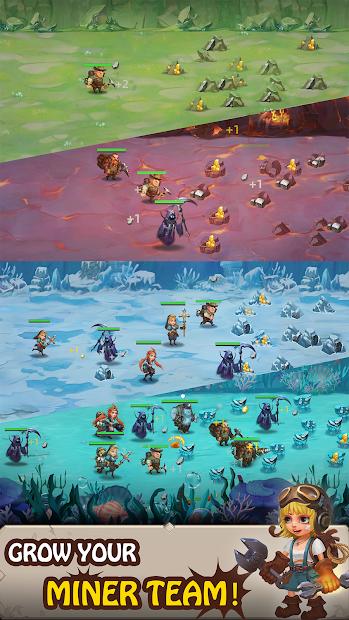 Mine Legend 2 - Idle Miner RPG screenshot 4