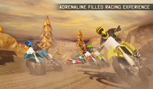 Motocross Race Dirt Bike Games screenshots 11