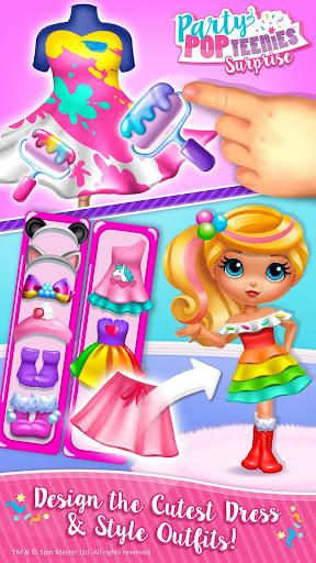 Party Popteenies Surprise - Rainbow Pop Fiesta 3.0.30008 screenshots 4