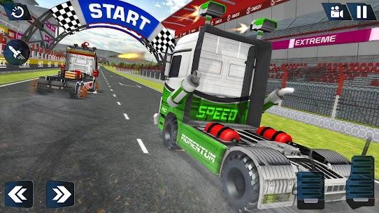 Semi Truck Crash Race 2021: New Demolition Derby 8