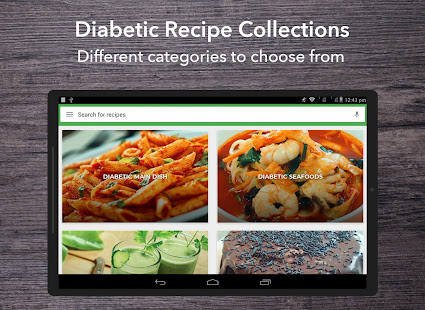 Diabetic Recipes : Healthy Food
