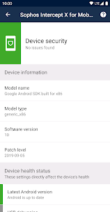 Sophos Intercept X for Mobile Apk Download 2