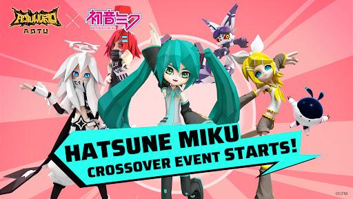 Aotu World - Hatsune Miku Crossover Event 1.1.9 screenshots 1