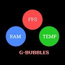 FPS Meter & Crosshair Free - Gamer Bubbles