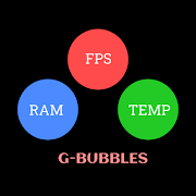 FPS Meter & Crosshair Free - Gamer Bubbles