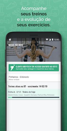 Bodytech android2mod screenshots 3