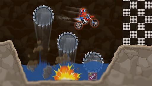 Top Moto Bike: X3M Racing  screenshots 2