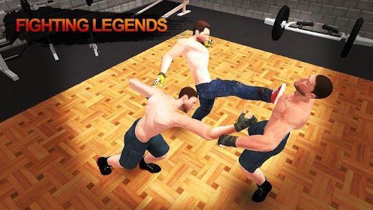 Wrestling Club Body Builder: Fighting Games 2019 Hack Game Android & iOS 4
