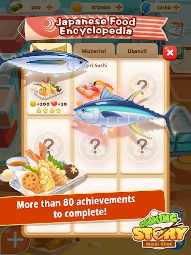 Sushi Master - Cooking story screenshots 7