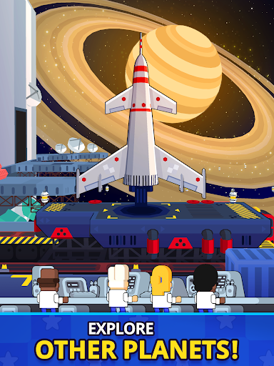Rocket Star - Idle Space Factory Tycoon Game 1.45.0 screenshots 11