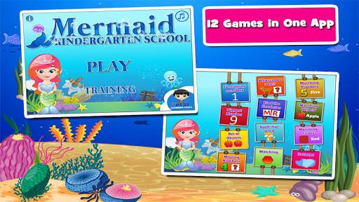 Mermaid Princess Pre K Games  screenshots 1