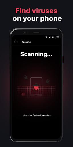 Clean Guard: Virus Cleaner Free, Antivirus, VPN android2mod screenshots 3
