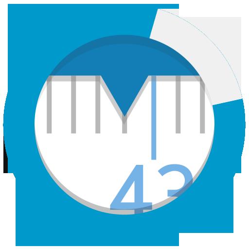 MyFitness BMI Calculator IIFYM icon