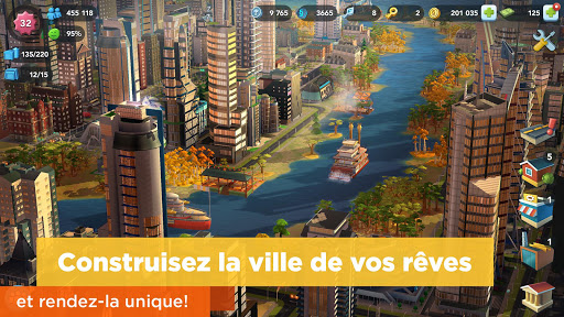 Télécharger Gratuit SimCity BuildIt APK MOD (Astuce) screenshots 1
