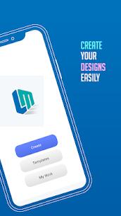 Logo Maker   Free Graphic Design & Logo Template (MOD APK, Unlocked) v2.2 2