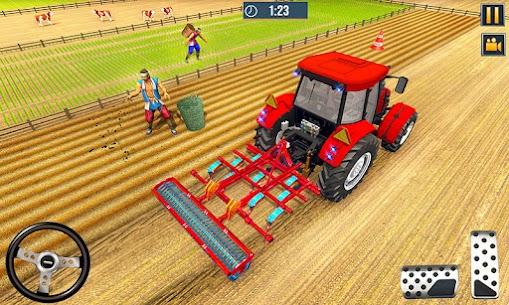 Free Farming Tractor Driver Simulator   Tractor Games 5