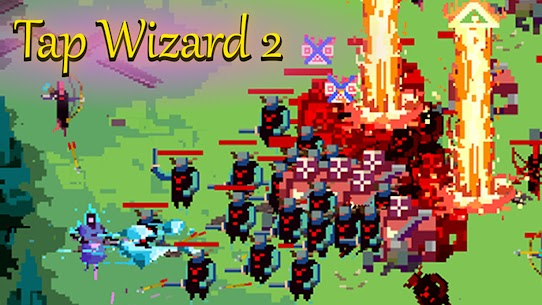 Tap Wizard 2 Mod Apk 1.0.24 8