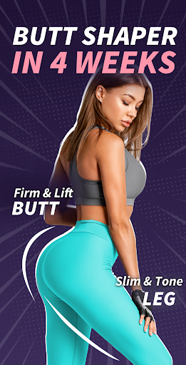 Foto do Buttocks Workout - Hips, Legs & Butt Workout