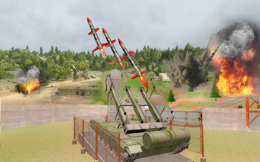 US Army Rocket Missile Games Apkfinish screenshots 6