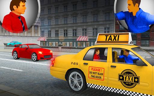 New Taxi Driving Games 2020 u2013 Real Taxi Driver 3d 4 screenshots 3
