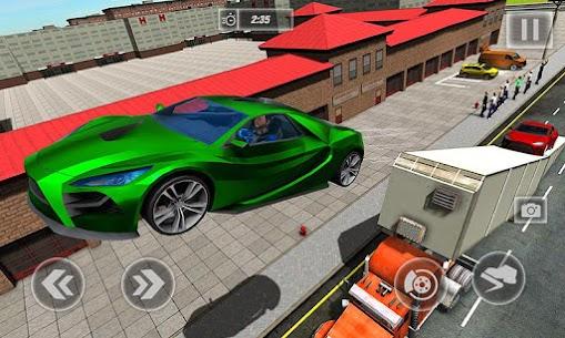 Hollywood Rooftop Car Jump: Stuntman Simulator 1.3 MOD for Android (Unlocked) 2