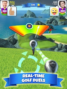 Golf Clash Mod APK 2.40 Latest Download 2021 (Unlimited Money and Gems) 9