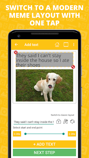 Video & GIF Memes android2mod screenshots 12