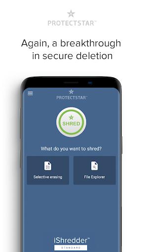 Secure Erase with iShredder 6 screenshot 1