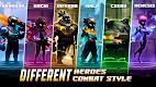 screenshot of Cyber Fighters: Stickman Cyberpunk 2077 Action RPG