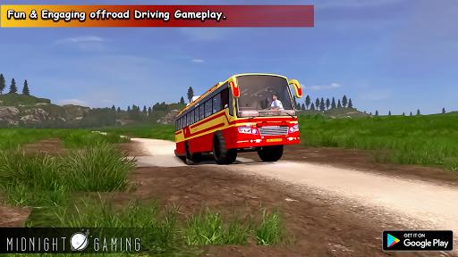 Offroad Coach Simulator : Offroad Bus Games 2021  screenshots 2