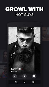 Grizzly – Gay Dating and Chat 1.3.1 MOD for Android 2