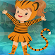 Best Escape Games 242 Tiger Disguise Girl Escape - Androidアプリ