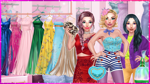 Ellie Fashionista - Dress up World  Screenshots 23