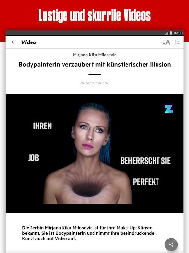 stern - Aktuelle Nachrichten  screenshots 8
