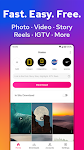 screenshot of Downloader for Instagram: Video Photo Story Saver