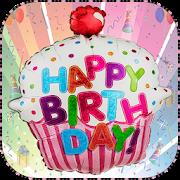 Create birthday invitations  Icon
