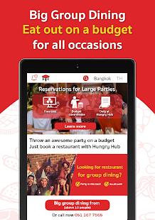 Hungry Hub - Thailand Dining Offer App 5.7.9 Screenshots 23