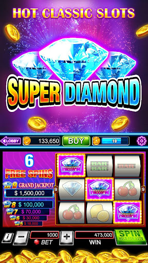 Classic Casino Slots - Offline Jackpot Slots 777 screenshots 10