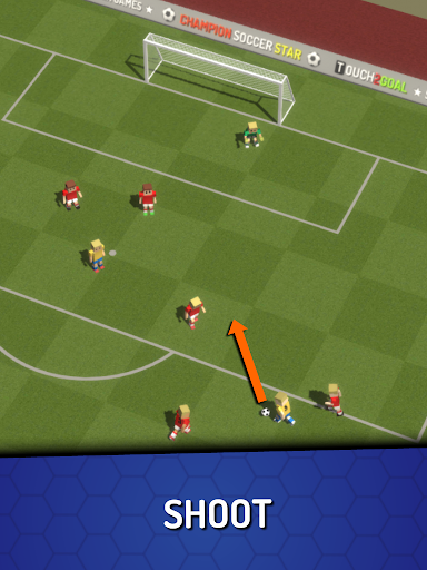ud83cudfc6 Champion Soccer Star: League & Cup Soccer Game 0.78 screenshots 4