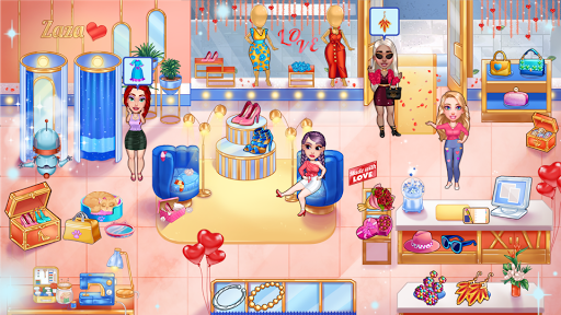 Emma's Journey: Fashion Shop apklade screenshots 2