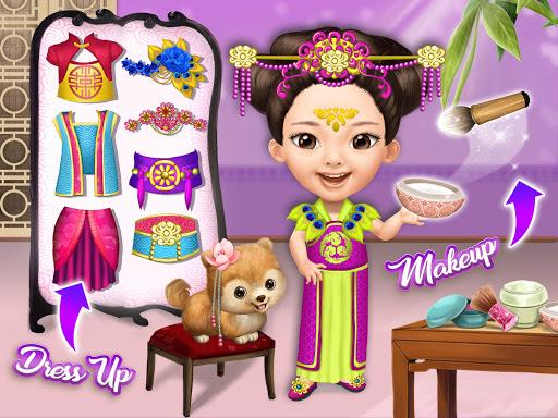 Pretty Little Princess - Dress Up, Hair & Makeup  screenshots 12