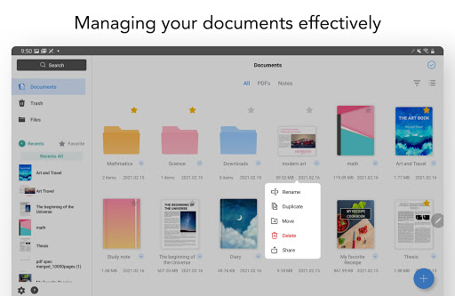 Flexcil Notes & PDF Reader - Notebook, Note-taking  Pc-softi 16