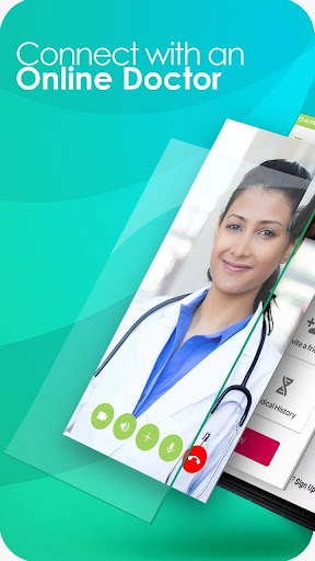 Sehat Kahani App screenshot for Android