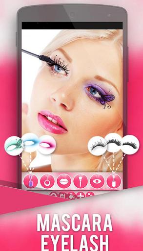 Makeup Photo Grid Beauty Salon-fashion Style 1.7 Screenshots 1