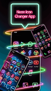 Neon Icon Changer App Download For Pc (Install On Windows 7, 8, 10 And  Mac) 1