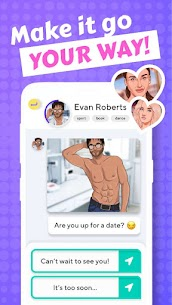 Love Talk Mod Apk: Dating Game with Love Story Chapters (Unlimited Diamonds) 3