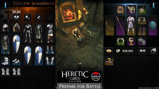 HERETIC GODS v.1.11.11 Screenshots 7